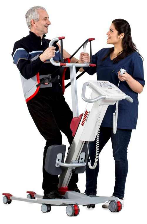 Molift QuickRaiser 205 env carer user