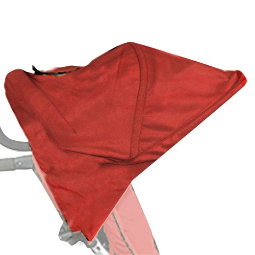 Headrest Cover (Canopy) - Red