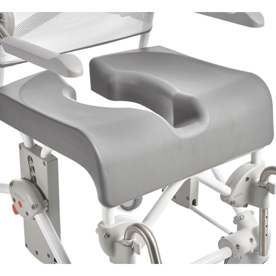 Soft Comfort seat, 4 cm rear opening